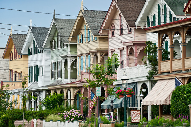 Cape may nj a wanderlust girl for New victorian homes
