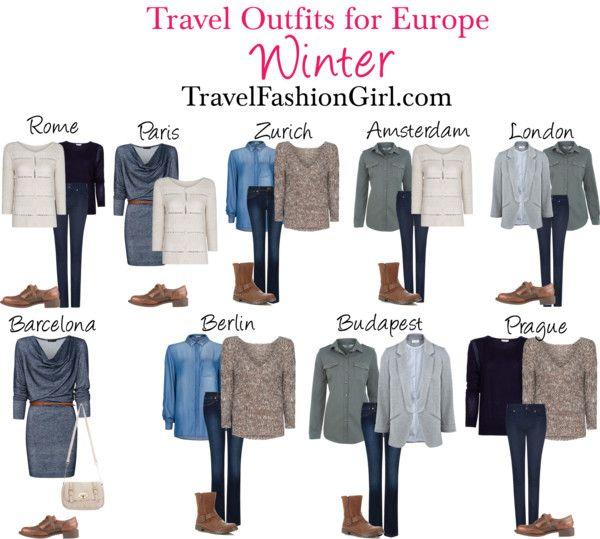 European Packing List | A Wanderlust Girl