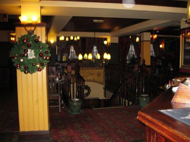 silver cross pub