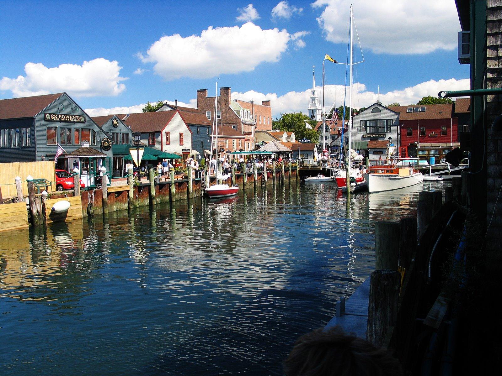 Newport, RI | A Wanderlust Girl