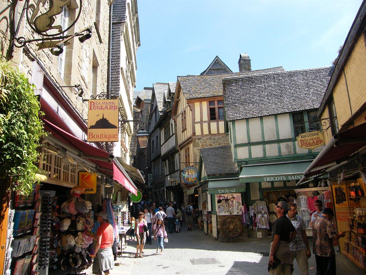 Hotel Best Western Mont Saint Michel