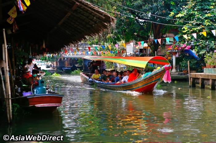 khlong-boat