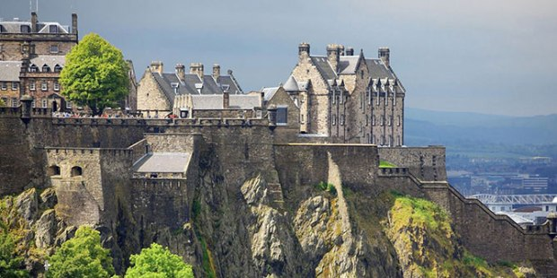 edinburgh-castle-history