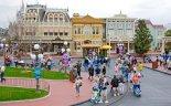 A9W8TF Magic Kingdom at Walt Disney World Orlando Florida FL. Image shot 1000. Exact date unknown.